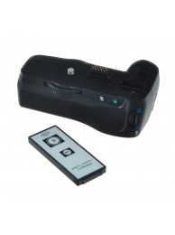Grip Baterie Jupio pentru Pentax K7/ K5 (D-BG4) + Telecomanda