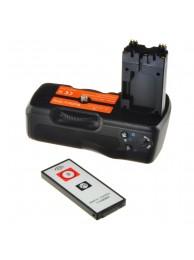 Grip Baterie Jupio pentru Sony A350/A300/A200 (VG-B30AM) + Telecomanda, 3 Ani Garantie
