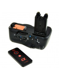 Grip Baterie Jupio pentru Sony A77 II / A77 / A77V (VG-C77AM) + Telecomanda