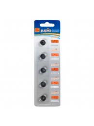 Baterii Alkaline Jupio LR44 1.5V 5 bucati