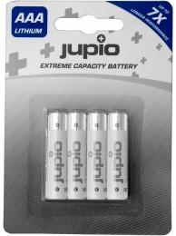 Baterii Lithium Jupio AAA LR3 4 bucati