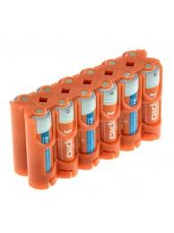 Jupio Power Clip, Cutie pentru 12 Acumulatori AA