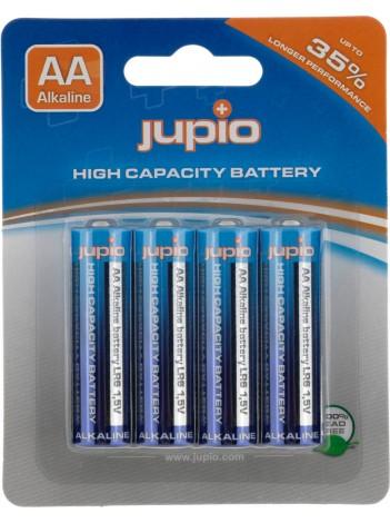 Baterii Alkaline Jupio AA LR6 4  bucati VPE-10