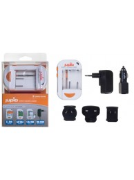 Incarcator Jupio Universal World Li-Ion + AA + USB