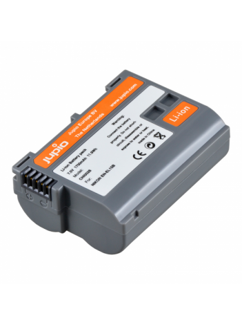 Acumulator Jupio tip Nikon EN-EL15B 1700 mAh, 3 Ani Garantie