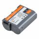 Acumulator Jupio tip Nikon EN-EL15B 1700 mAh, 3 Ani Garantie - 149 Lei