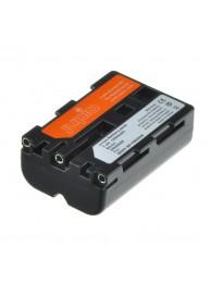 Acumulator Jupio tip Sony NP-FM500H 1600 mAh