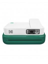 Aparat foto instant Kodak Smile Classic, Bluetooth, Imprimare Termica, Verde