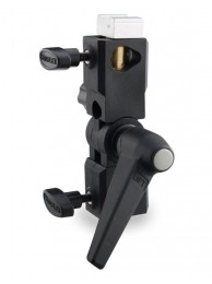 Photoflex suport prindere umbrela si blitz pe stativ