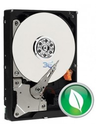 2TB WD AV-GP, Serial ATA2, 5400rpm, 64MB, [WD20EURS]
