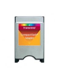 Adaptor PCMCIA pentru Compact Flash. Transcend cod(TSOMCF2PC.)
