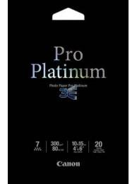CANON BS2768B013AA, Hartie foto Platinum, 20 Buc (10x15cm)