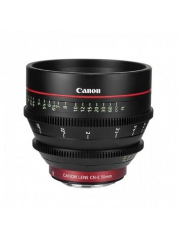 Canon CN-E50mm T1.3 L F - montura EF
