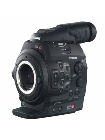 Canon EOS C300 - camera cinema profesionala