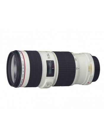 Obiectiv Canon EF 70-200mm f/4 L IS USM - Tele Zoom