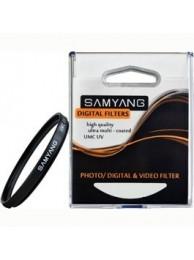 Filtru Samyang 52mm UMC-UV