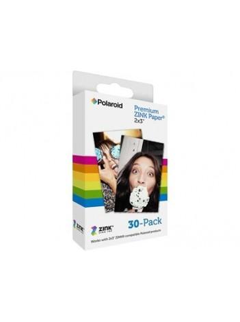 Hartie Foto Polaroid M230 Zink 2x3inch - Pachet 30buc (compatibil Z2300, ZIP, Snap, Snap Touch)