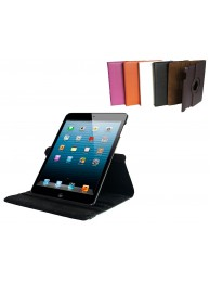 Husa tip Smart Cover Rotativ pentru iPad Mini