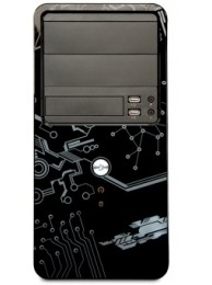 Njoy Maze Minitower Case, fara Sursa, 2x USB 2.0 + Audio + Mic, Kensington Lock, High Glossy Black