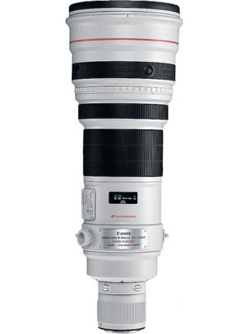 Obiectiv Canon EF 500mm f/4L IS II USM - Super Tele