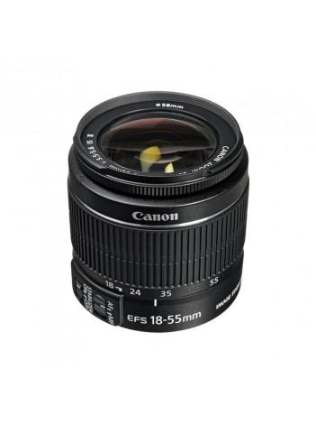 Obiectiv Canon EF-S 18-55mm IS II f/3.5-5.6 - Standard Zoom