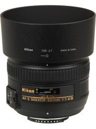 Obiectiv Nikon 50mm f/1.4G AF-S Silent Wave