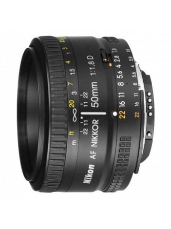 Obiectiv Nikon 50mm f/1.8D AF