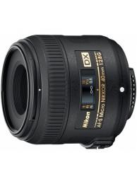 Obiectiv Nikon 40mm f/2.8G AF-S DX Micro