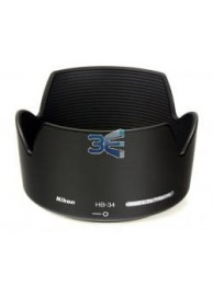 Parasolar Nikon HB-34 pentru 55-200mm