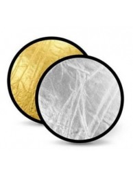 Polaroid Blenda Circulara 32inch Gold/Silver