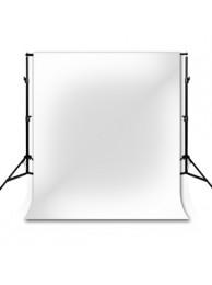 Polaroid Fundal Studio Alb, 3m x 5m