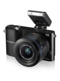 Samsung NX1100 + Obiectiv 20-50mm Negru