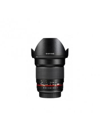 Samyang 16mm f/2.0 ED AS UMC CS pentru montura Sony