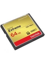 Sandisk CF 64GB Extreme UDMA7 120MB/s