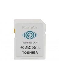 Toshiba Wi-Fi SDHC 8GB, Class 10, 12MB / 18 MB Flash Air