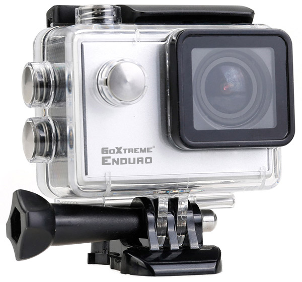 Camera Video Sport GoXtreme Enduro 4K, Instantanee 16 MPx, Functie WebCam (Include 8 Accesorii)