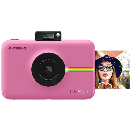 Polaroid SNAP Touch Roz 13MP Instant